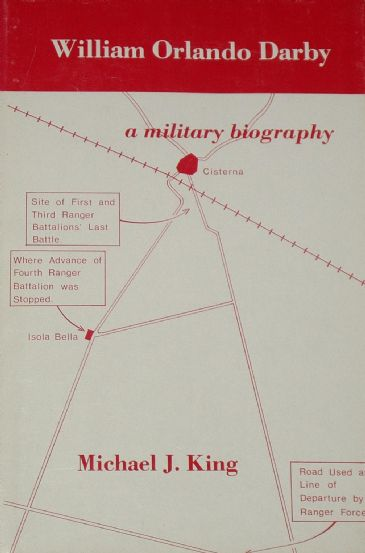 William Orlando Darby, A Military Biography, by Michael J. King